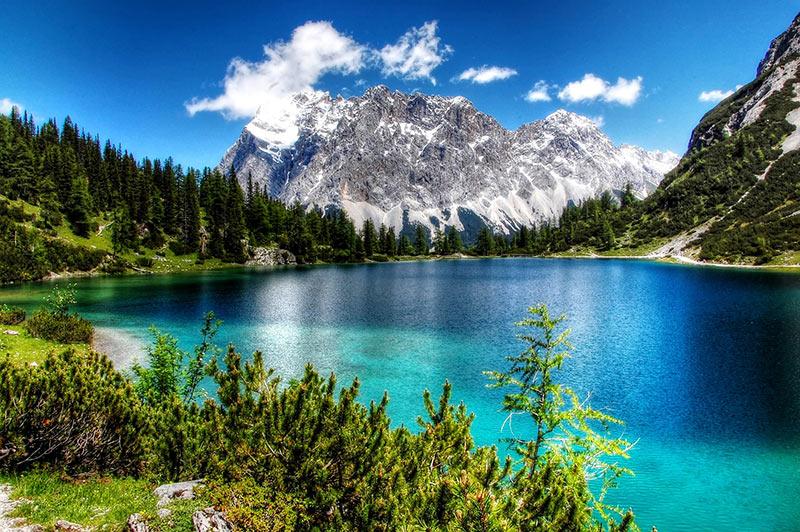 Ausflugsziel Zugspitze