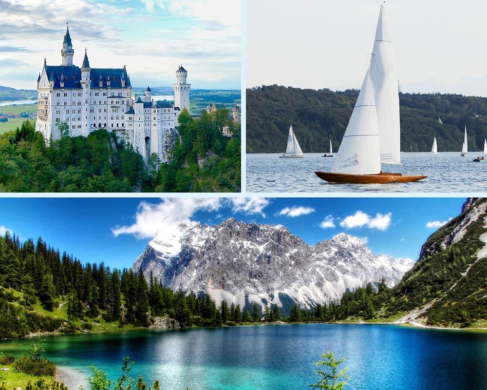 Freizeitaktivitäten Oberbayern
