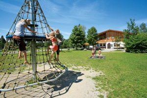 Spielplatz an der Waldschänke